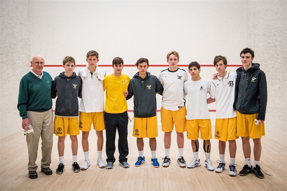 Squash Takes Second at Nationals