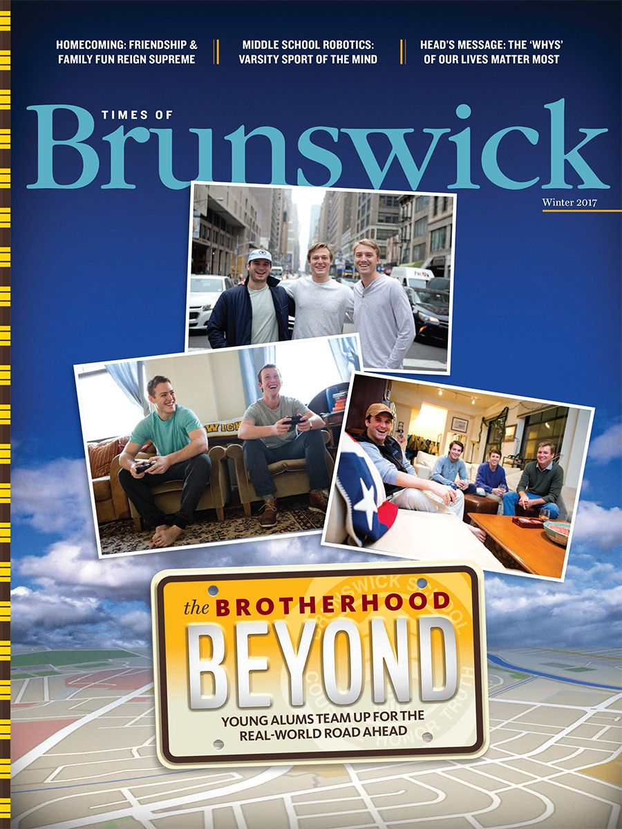 Times of Brunswick: Winter 2017