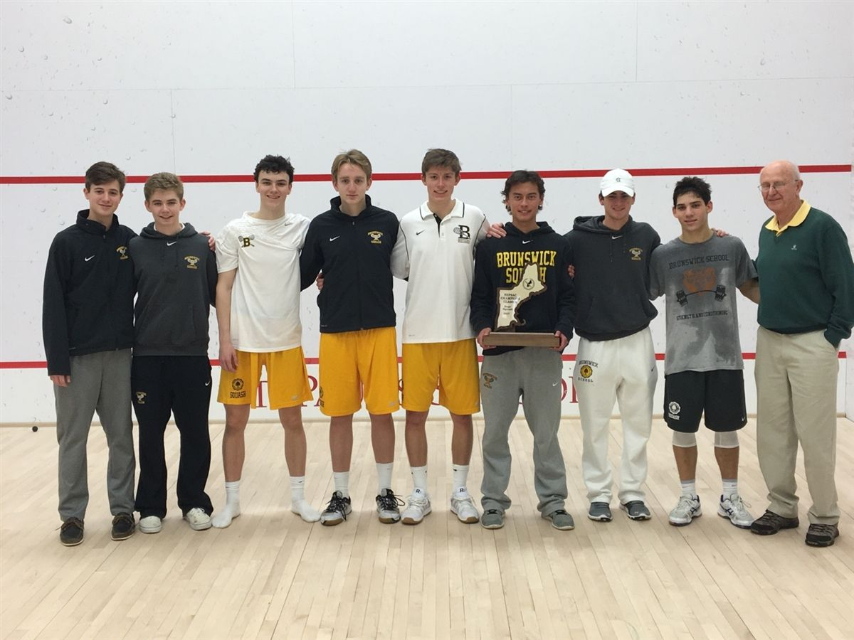 To The Max: Squash Wins 15th NEPSAC Title