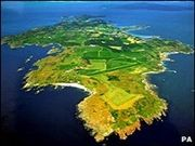 The Manhattan pupils are including the island of Gigha on their golf course