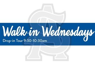 Walk-in Wednesday Tour