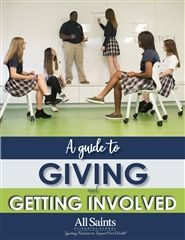 Guide to Giving and Getting Involved 2018-2019