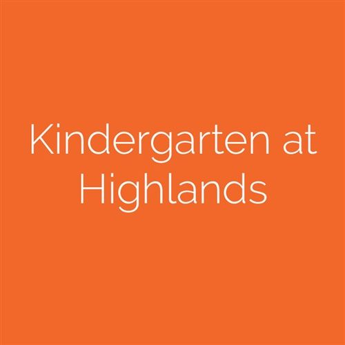 KindergartenAtHighlands