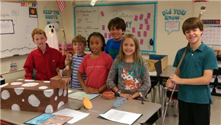 Native Alabamians - Project Based Learning in Highlands 4th Grade