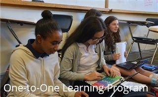One to One Learning Program