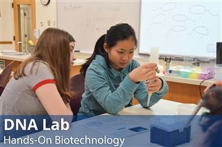 DNA Lab: Hands-On Biotechnology