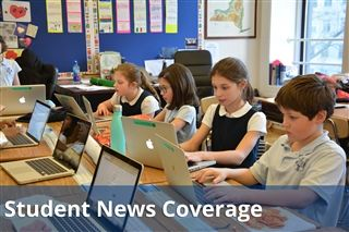 Student News Coverage