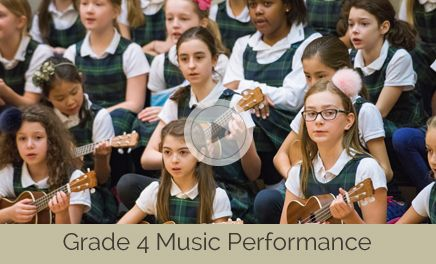 Grade 4 Music Performance