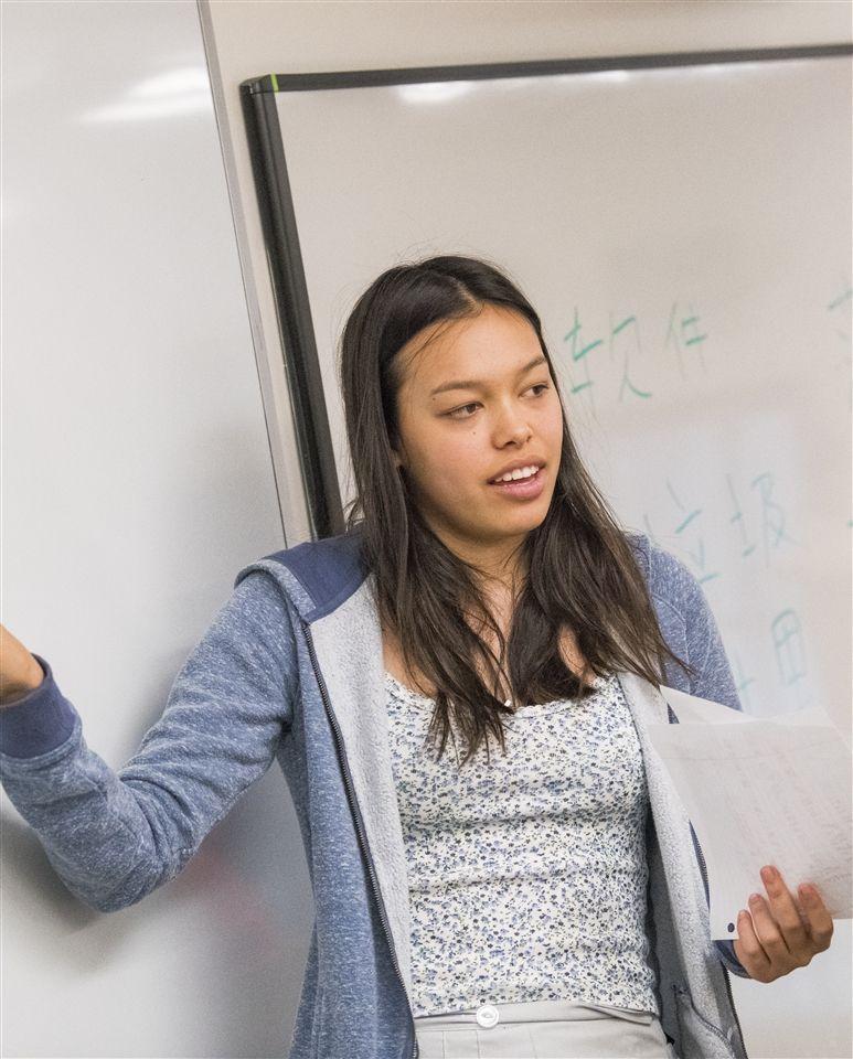 Spence Sophomore Named Rising Star by the National Center for Women
