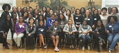 Alumnae and Student Diversity Reception October 2015