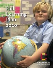 Cathedral School Fall Learning Plan