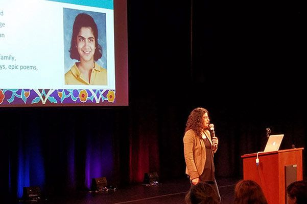 Author Hena Khan visits Lowell