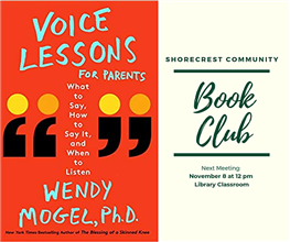 COMMUNICATING WITH CHILDREN: VOICE LESSONS FOR PARENTS [BOOK REVIEW]