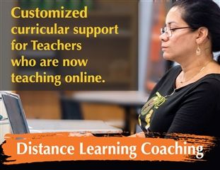Distance Learning PD
