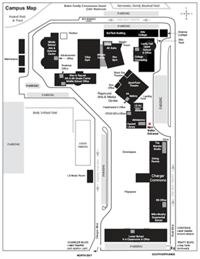 Download a Campus Map