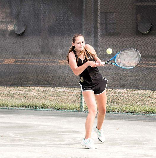 Tennis District Tournament Results Shorecrest School News