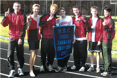2003 Boys Cross Country Team - St. Andrew's Episcopal School