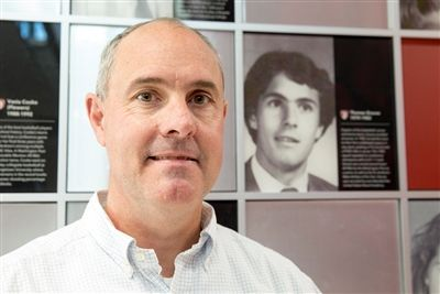 Thomas Graves, '83 Athletics Hall of Fame - St. Andrew's Episcopal School