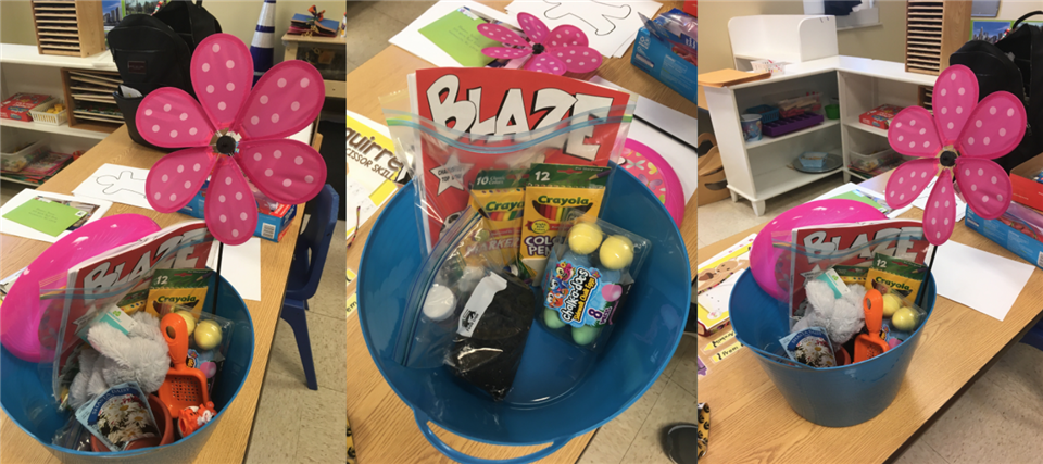 Virtual Learning Baskets & Packets