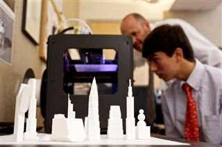 Hands-On across Academia: The Hun School of Princeton Embraces 3D Printing