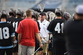 Coach. Whitlow was named the 2015 Trenton Times Boys' Lacrosse Coach of the Year.