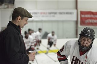 Coach McNally was named the 2015 Trentonian Ice Hockey Coach of the Year.