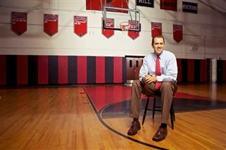 Coach Stone was named the Trentonian 2015 Prep Boys' Basketball Coach of the Year.
