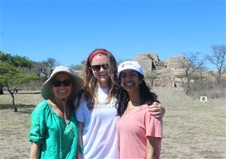 Advanced Arts Students traveled to San Miguel de Allende, Mexico