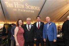 The 2018 Hun Athletic Hall of Fame inductees are Scott Anderson '66, Greg Rafalski '73, Johnny Rooney '93, and Erica Rosenthal Sparkler '98.