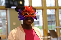 Students ended International Week with a Brazilian Carnival.