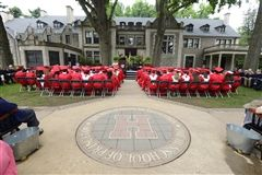 The Hun School celebrated its 105th Commencement on June 7th