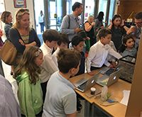 Fifth-graders end PYP with exhibition