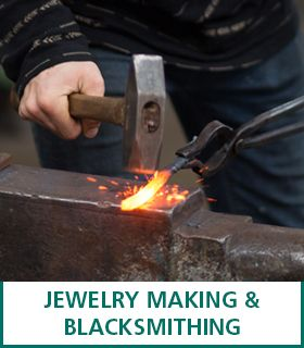 Jewelry Making & Blacksmithing