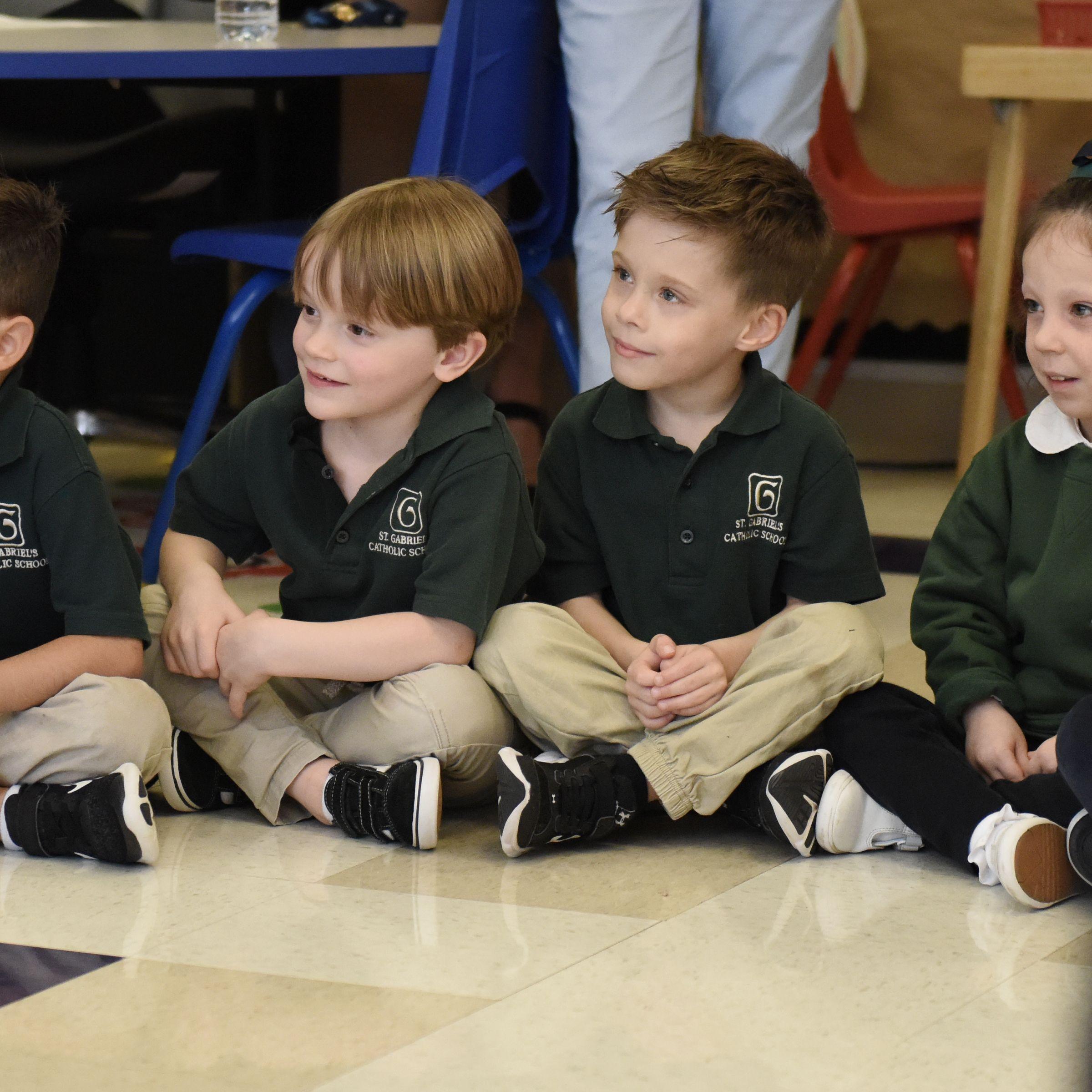 St  Gabriel's Catholic School in Austin Texas  PreK-Grade 8