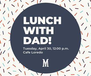 Lunch with Dad Event