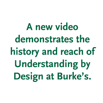 Understanding by Design Video
