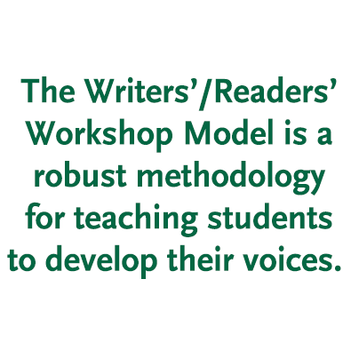 Our Plan in Action: Using the Workshop Model for Reading and Writing
