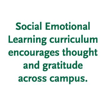 New Social Emotional Learning Curriculum Takes to the Streets…and Hallways, and Lunchrooms…