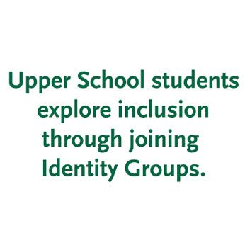 Upper School Puts Together the Pieces of Identity