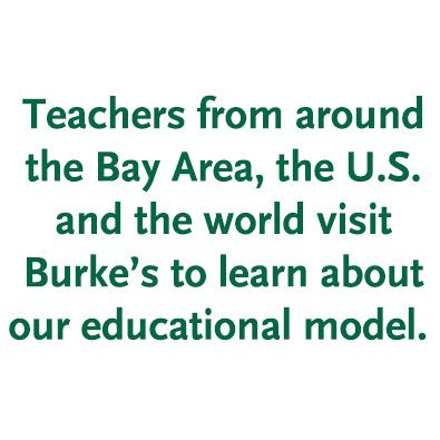 Educators from Around the Bay (& the World) Visit Campus