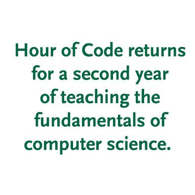 Hour of Code Returns