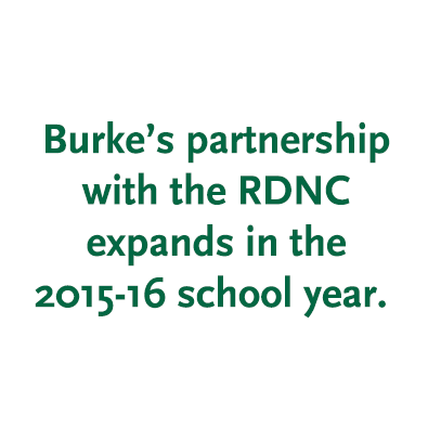 Our Plan in Action: Expanding Burke's Partnership with the RDNC