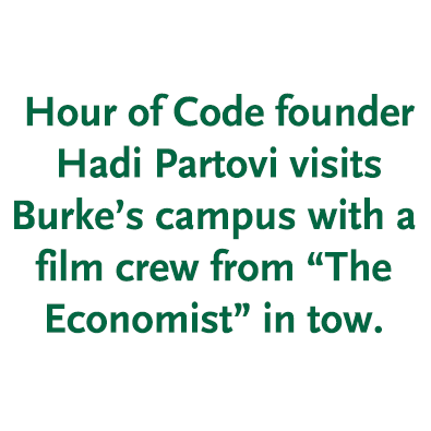 """The Economist"" Film Featuring Burke's Makes International Debut"