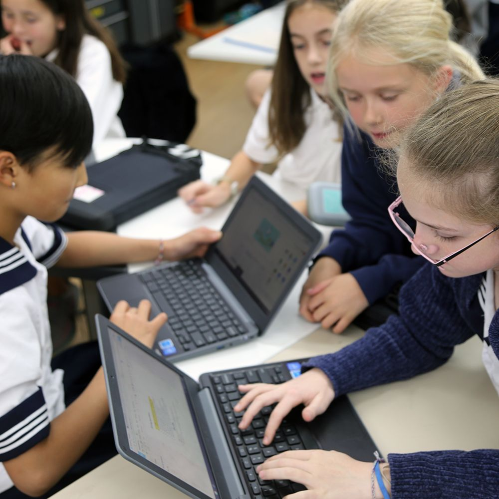 Upper School Laptop Program