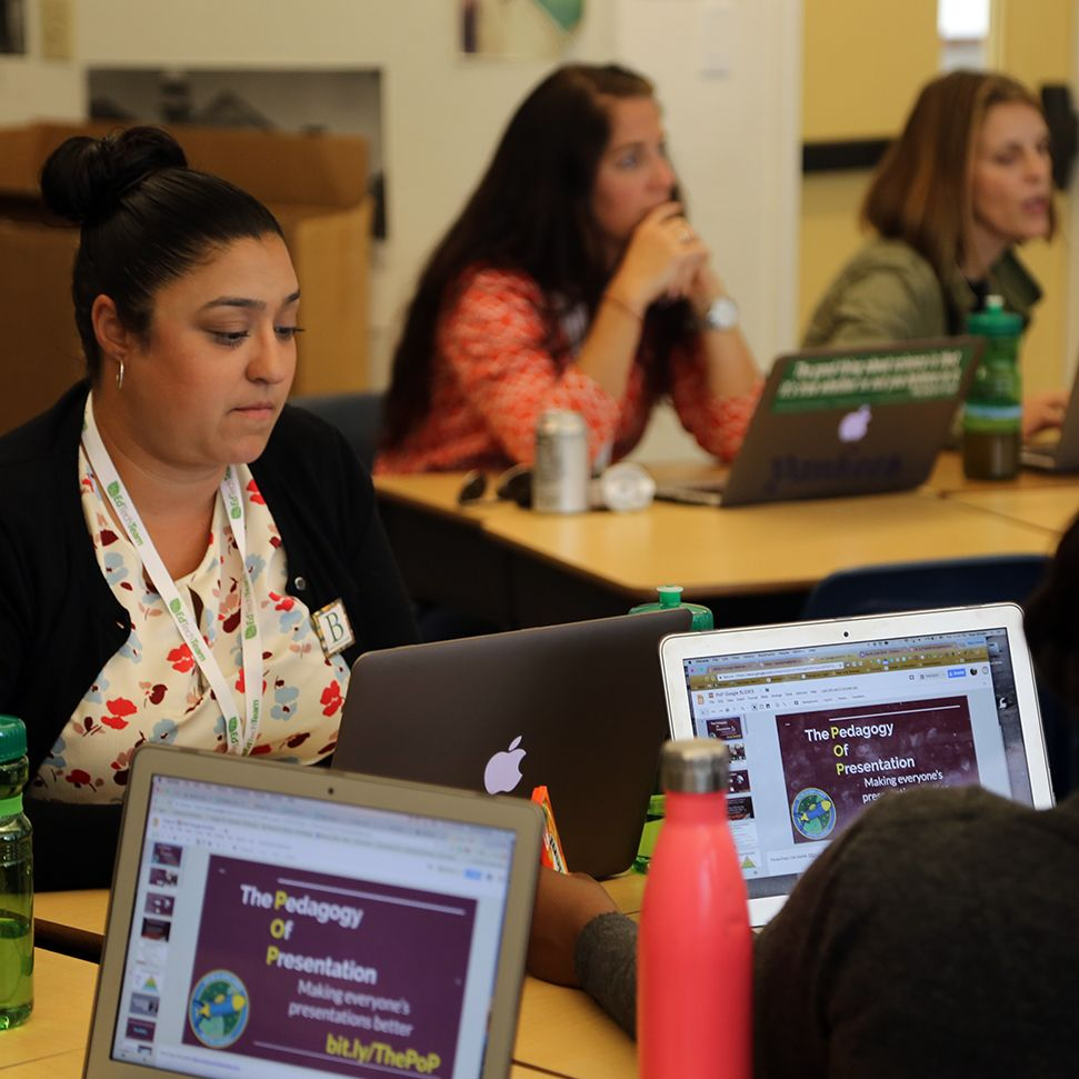 EdTech Summit Brings Educators to Burke's Campus