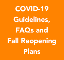 Covid-19 Guidance and FAQs