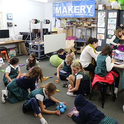 Our Plan in Action: Developing Curricula for the Makery