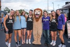 Students and families celebrated their return to CPA for a new year at the Back-to-School Party.