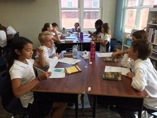 5th Grade Book Club