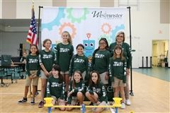 Team 6855B, coached by Mrs. Claudia Pastrana, earned a bid to States in March 2019.